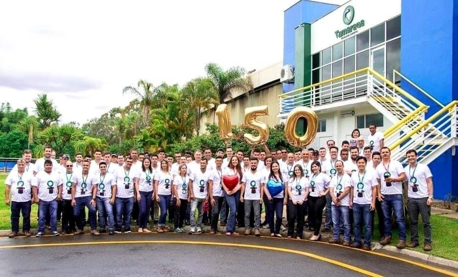 Empresa de Tamarana está entre as melhores para trabalhar no Brasil