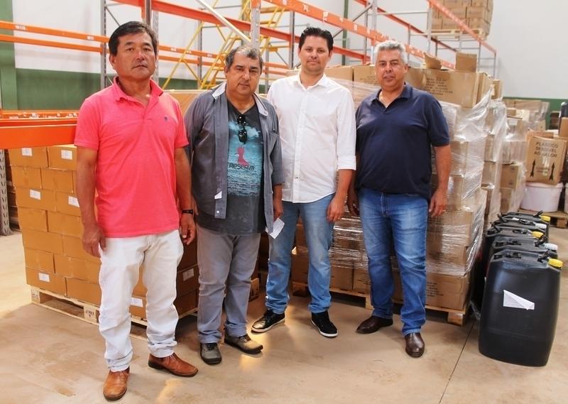 Com apoio da prefeitura, empresa se instala em Tamarana para gerar até 40 novos empregos