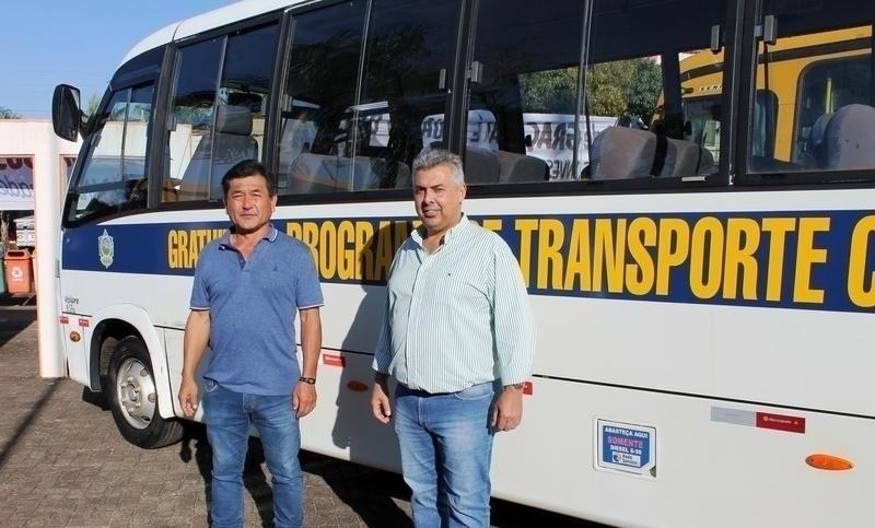 Administração municipal lança ônibus gratuito para tamaranenses