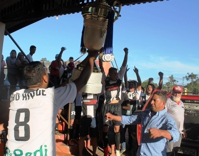 São Roque é bicampeão da Copa Edison Siena