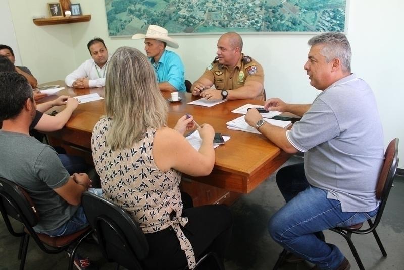 Poder público municipal, polícia e sociedade debatem demandas da segurança pública de Tamarana