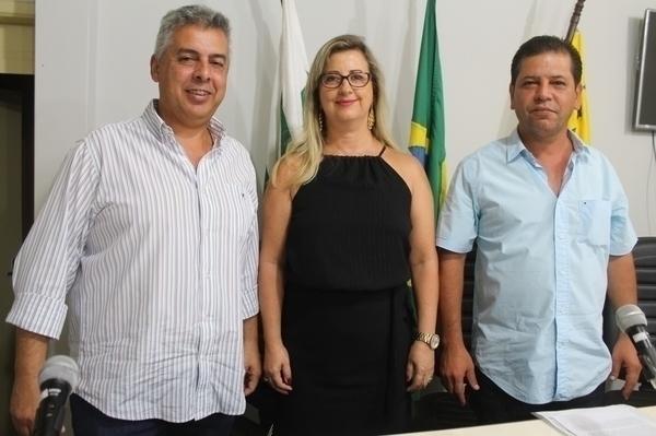 Na posse da Acit, autoridades e empresários pedem união pelo desenvolvimento de Tamarana