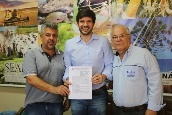 Produtores rurais de Tamarana receberão mais de R$ 100 mil em investimentos em microbacia