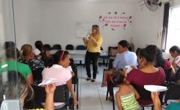 Assistência Social e Educação debatem com comunidade presença da família na escola