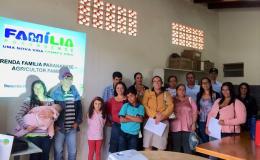 Pequenos agricultores de Tamarana recebem recursos para ações produtivas