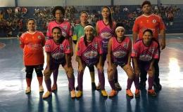 Futsal feminino de Tamarana conquista vice-campeonato em torneio da região