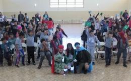 Após concurso entre estudantes, mascote da reciclagem de Tamarana é escolhida