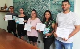 Eleitos pela população, conselheiros tutelares tomam posse em Tamarana