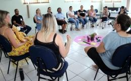 Rede de proteção à infância e adolescência se reúne para oficina de justiça restaurativa