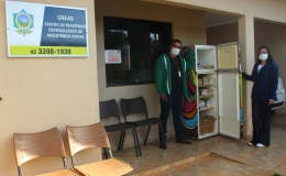 Parceria entre Assistência Social e Leitura na Rua leva livros à população de Tamarana