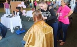 Evento oferece corte de cabelo e demais atividades gratuitas para mulheres de Tamarana