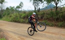 Pedal solidário reúne mais de 200 ciclistas de 20 cidades em Tamarana