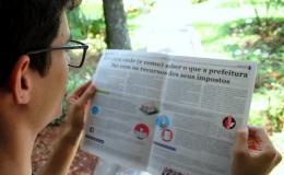 Prefeitura presta contas à população em edição dupla de informativo