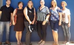 Educação de Tamarana troca experiências com equipe da Prefeitura de Rolândia