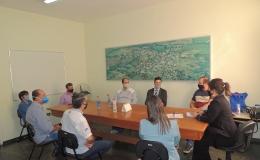 CENPAR visita a Prefeitura de Tamarana