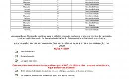 NOTA DO COVID-19