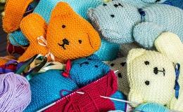 Bazar da Apae irá comercializar peças de artesanato feitas por mães de alunos
