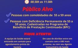 VACINA COVID-19 PARA QUEM TEM COMORBIDADES