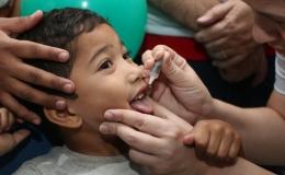 Vacinação contra pólio e sarampo seguirá até sexta-feira (21) em Tamarana